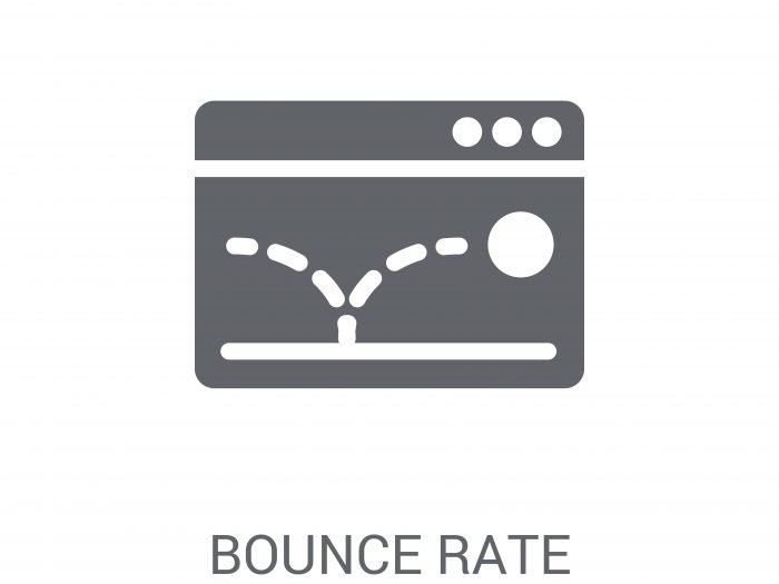 An illustration of bounce rate
